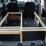 Ausziehbett Camper Wohnzimmer Ausziehbett Camper Diy Caddy Bett Zum Ausziehen Eine Baubeschreibung Mit