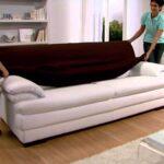 Couch Ausklappbar Hussen Sofa Grau Tomelilla 3 Sitzer Sofabezug Nicht Ausklappbares Bett Wohnzimmer Couch Ausklappbar