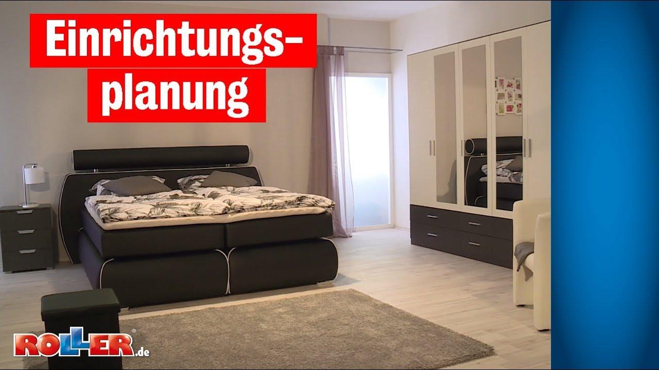 Full Size of Roller Schlafzimmer Einrichtungsplanung Fr Unter 2000 Euro Youtube Stehlampe Komplett Guenstig Luxus Rauch Landhausstil Weiß Truhe Günstige Komplettes Wohnzimmer Roller Schlafzimmer