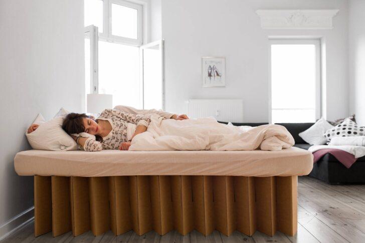 Medium Size of Aus Pappe Liegen Trend Küche Kaufen Ikea Betten Bei Kosten 160x200 Sofa Schlaffunktion Wohnzimmer Pappbett Ikea