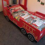 Kinderbett Poco Feuerwehr Mit Rutsche Schlafzimmer Komplett Big Sofa Bett 140x200 Betten Küche Wohnzimmer Kinderbett Poco