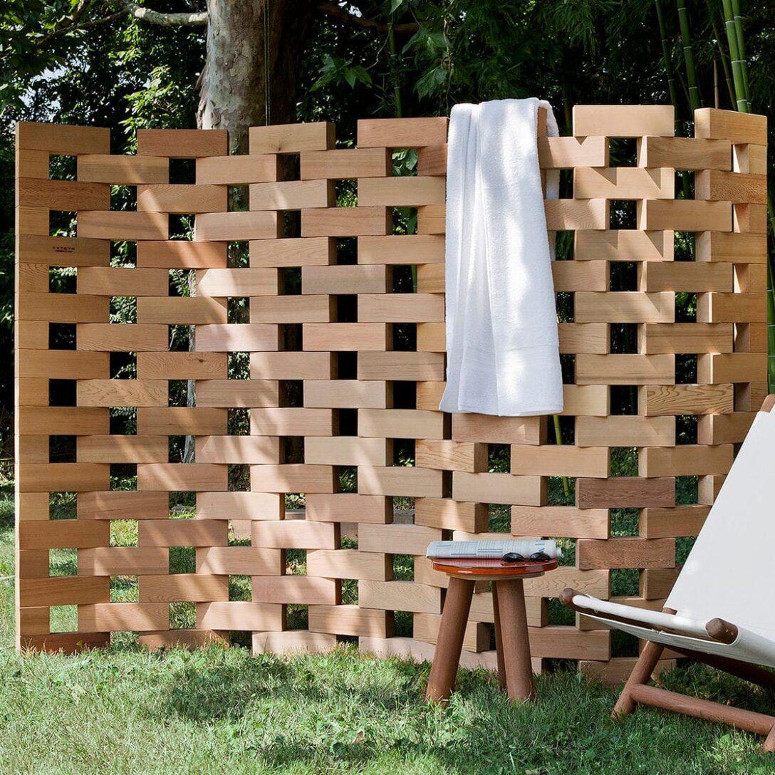 Large Size of Moderner Paravent Zen Exteta Holz Garten Bewässerungssystem Sonnenschutz Für Fenster Holztisch Spielhaus Schallschutz Klimagerät Schlafzimmer Rattan Sofa Wohnzimmer Paravent Für Garten