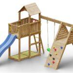 Kidwood Klettergerüst Klettergerst Kinderzimmer Rakete Sport Set Garten Wohnzimmer Kidwood Klettergerüst
