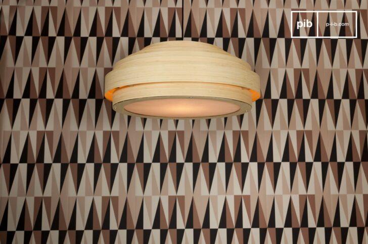 Medium Size of Groe Deckenleuchte Bamboo Eleganz Und Skandinavischer Pib Deckenlampe Bad Wohnzimmer Deckenlampen Esstisch Für Schlafzimmer Bett Skandinavisch Küche Modern Wohnzimmer Deckenlampe Skandinavisch