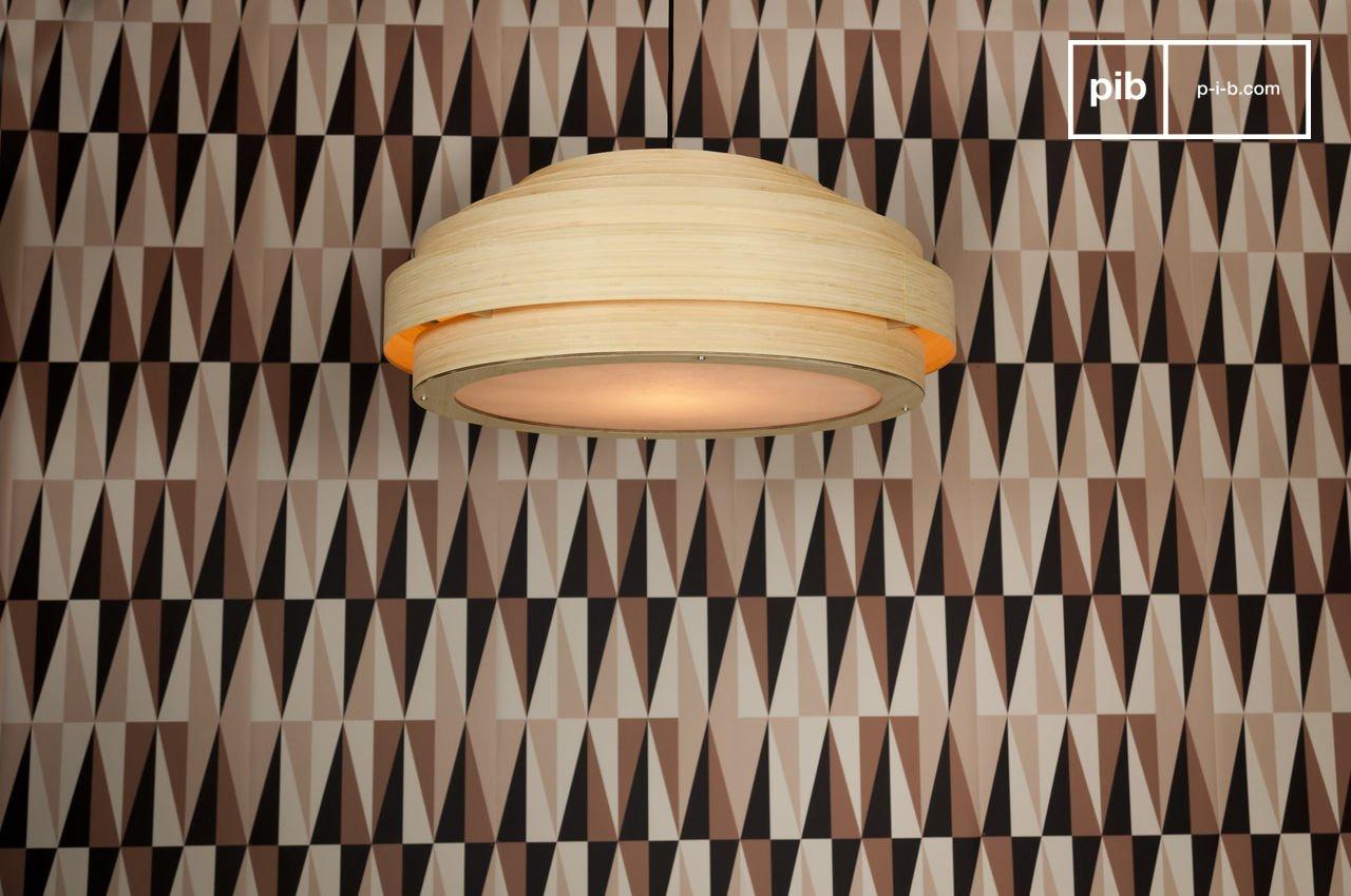 Full Size of Groe Deckenleuchte Bamboo Eleganz Und Skandinavischer Pib Deckenlampe Bad Wohnzimmer Deckenlampen Esstisch Für Schlafzimmer Bett Skandinavisch Küche Modern Wohnzimmer Deckenlampe Skandinavisch