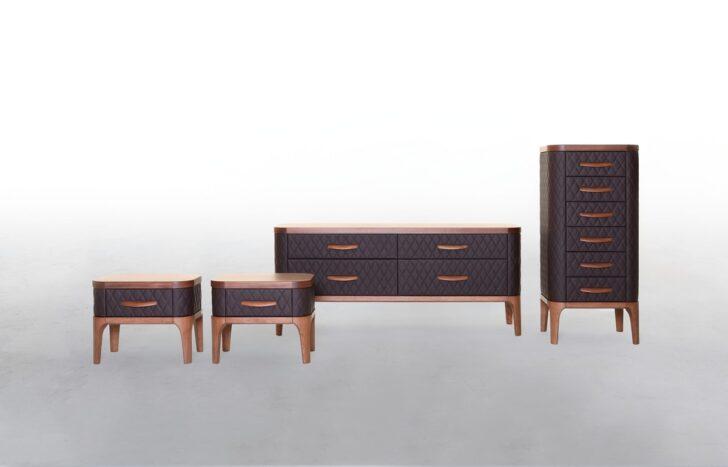 Medium Size of Schlafzimmerschränke Schlafzimmerschrnke In Holz Und Leder Idfdesign Wohnzimmer Schlafzimmerschränke