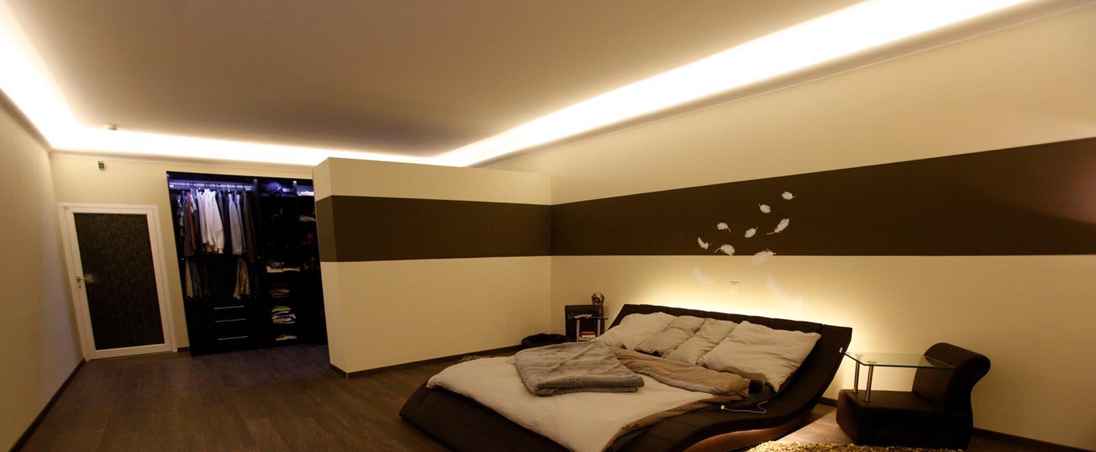 Full Size of Indirekte Beleuchtung Im Schlafzimmer Schne Ideen Bendu Deckenlampen Für Wohnzimmer Led Deckenleuchte Schöne Betten Deckenstrahler Modern Decken Deckenlampe Wohnzimmer Schöne Decken