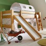 Coole Kinderbetten Tolle Mit Rutsche Gnstig Kaufen Bettende Treca Betten T Shirt Sprüche T Shirt Wohnzimmer Coole Kinderbetten