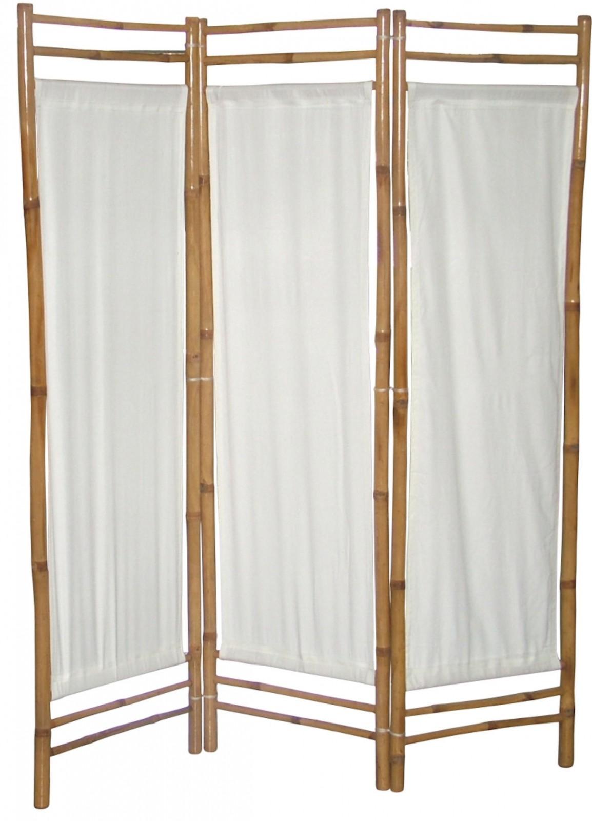 Full Size of Paravent Bambus Raumteile 3 45 Cm H 160 Garten Bett Wohnzimmer Paravent Bambus