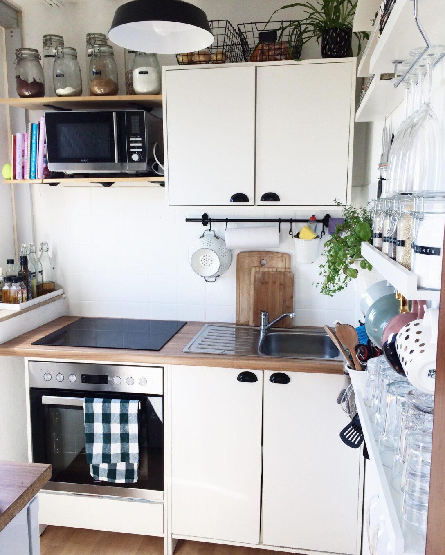 Large Size of Kleine Kchen Grer Machen So Gehts Moderne Landhausküche Weiß Grau Badezimmer Einrichten Gebraucht Weisse Küche Wohnzimmer Landhausküche Einrichten