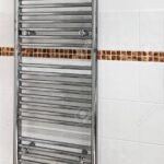 Chrome Beheizte Handtuchhalter Bad Heizkörper Wohnzimmer Küche Elektroheizkörper Für Wohnzimmer Handtuchhalter Heizkörper