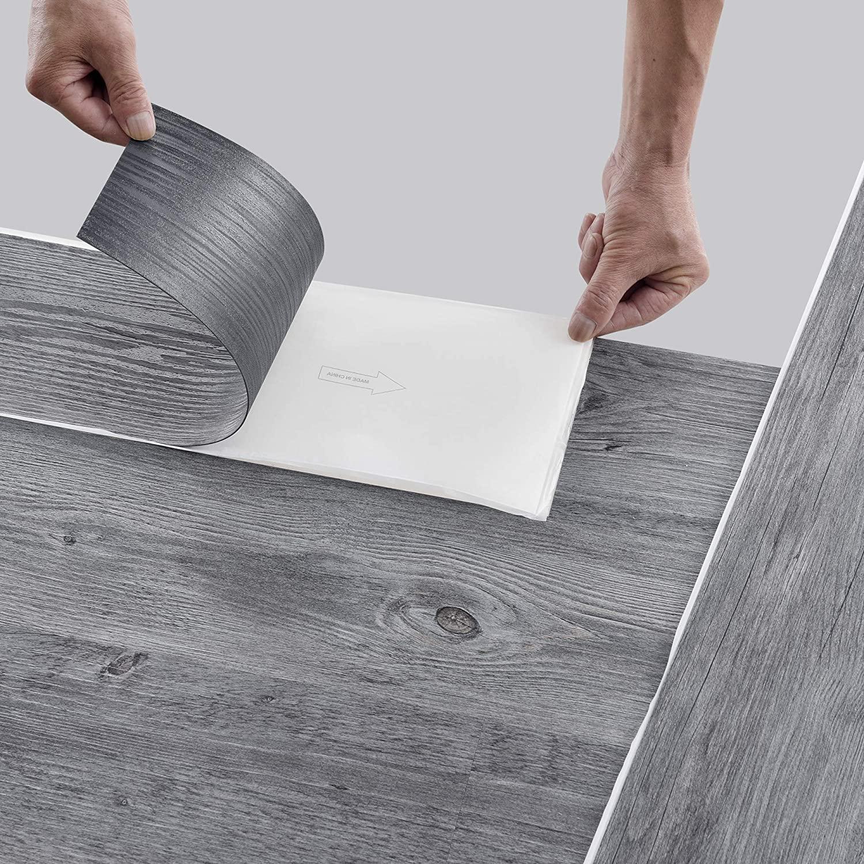 Full Size of Vinylboden Küche Grau Neuhaus Vinyl Laminat Sparpaket 4m Selbstklebend 28 Dekor Bauen Teppich Für Musterküche Einbauküche Selber Vorratsdosen Gardinen Wohnzimmer Vinylboden Küche Grau