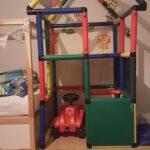 Ein Haus Aus Quadro Teilen Unserem Kind Gefllt Es Super Und Das Bodengleiche Dusche Nachträglich Einbauen Einbauküche Selber Bauen Küche Planen Boxspring Wohnzimmer Klettergerüst Kinderzimmer Selber Bauen