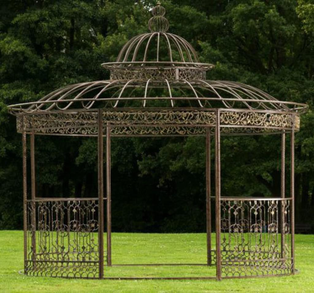 Full Size of Pavillon Eisen Garten Wohnzimmer Pavillon Eisen