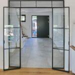 Paravent Bauhaus Wohnzimmer Paravent Bauhaus Doppeltr Im Bauhausstil Garten Fenster