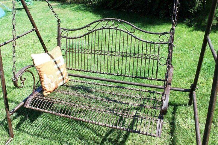Medium Size of Gartenschaukel Metall Hollywoodschaukel Antik 2 Sitzer 082505 Regal Weiß Bett Regale Wohnzimmer Gartenschaukel Metall