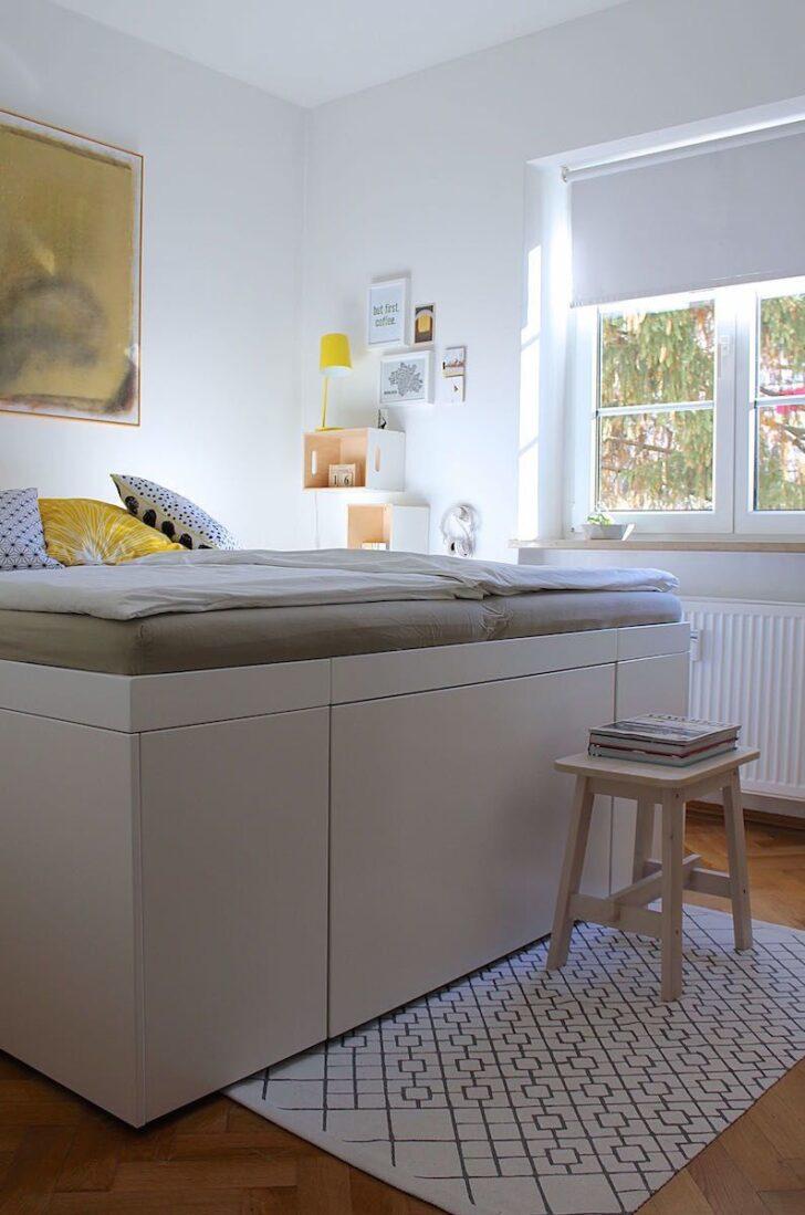 Medium Size of Halbhohes Bett Ikea Betten Selber Bauen Besten Ideen Und Tipps Poco Bestes Steens 140x200 Mit Matratze Lattenrost Altes Hülsta Tagesdecke Schreibtisch Ohne Wohnzimmer Halbhohes Bett Ikea