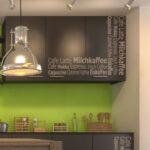 Wandtattoo Fr Kche Deko Ideen Zur Wanddekoration Mhg Pendelleuchten Küche Regal Kleiderschrank Günstig Kaufen U Form Einbauküche Ohne Kühlschrank Wohnzimmer Schrank Für Küche