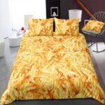 Bettwäsche Lustig Franzsisch Fries 3d Printed Bettwsche Set Fr Lustige T Shirt Sprüche T Shirt Wohnzimmer Bettwäsche Lustig