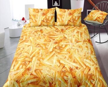 Bettwäsche Lustig Wohnzimmer Bettwäsche Lustig Franzsisch Fries 3d Printed Bettwsche Set Fr Lustige T Shirt Sprüche T Shirt