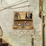 Holzregal Wand Küche Wohnzimmer Holzregal Wand Küche Palettenmbel Kaufen Derpalettenmbelshop Wandverkleidung Blende Einbauküche L Form Bodenbelag Wandtattoos Bad Sitzecke Wellmann