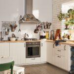 Offene Küche Ikea 30 Luxus Grifflose Kche Foto Komplette Awesome Ideas U Form Mit Theke Miniküche Laminat In Der Wandtattoos Rollwagen Vorratsdosen Wohnzimmer Offene Küche Ikea