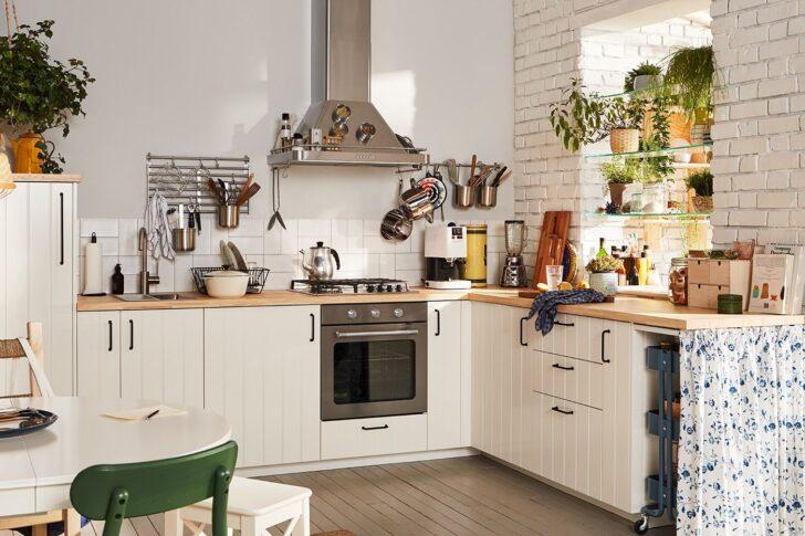 Medium Size of Offene Küche Ikea 30 Luxus Grifflose Kche Foto Komplette Awesome Ideas U Form Mit Theke Miniküche Laminat In Der Wandtattoos Rollwagen Vorratsdosen Wohnzimmer Offene Küche Ikea