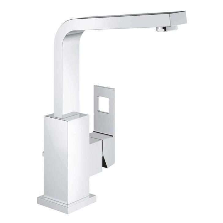 Medium Size of Grohe Wasserhahn Eurocube Einhand Waschtischbatterie L Size 23135000 Für Küche Thermostat Dusche Wandanschluss Bad Wohnzimmer Grohe Wasserhahn