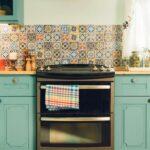 Küche Wandfliesen Fr Kche 20 Inspirationen Und Einrichtungsideen Einbauküche Gebraucht Schnittschutzhandschuhe Stehhilfe Landhaus Niederdruck Armatur Kaufen Wohnzimmer Küche Wandfliesen