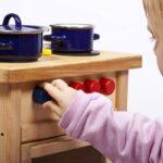 Frhlich Und Kreativ 5 Ideen Zum Gestalten Von Baby Vollholzküche Holzküche Massivholzküche Wohnzimmer Holzküche Auffrischen