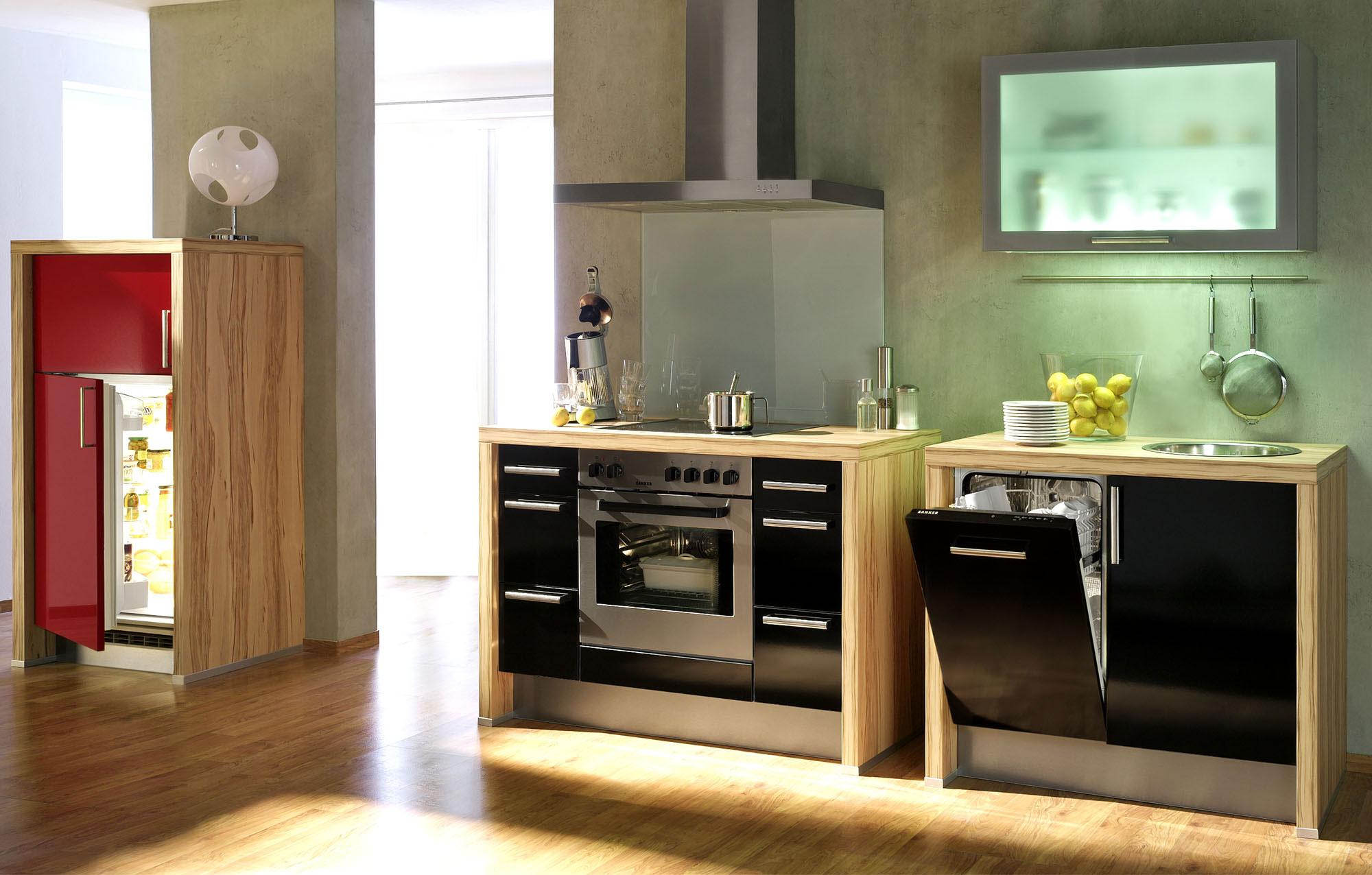 Full Size of Miniküchen Singlekchen Minikchen Bilder Und Ideen Wohnzimmer Miniküchen