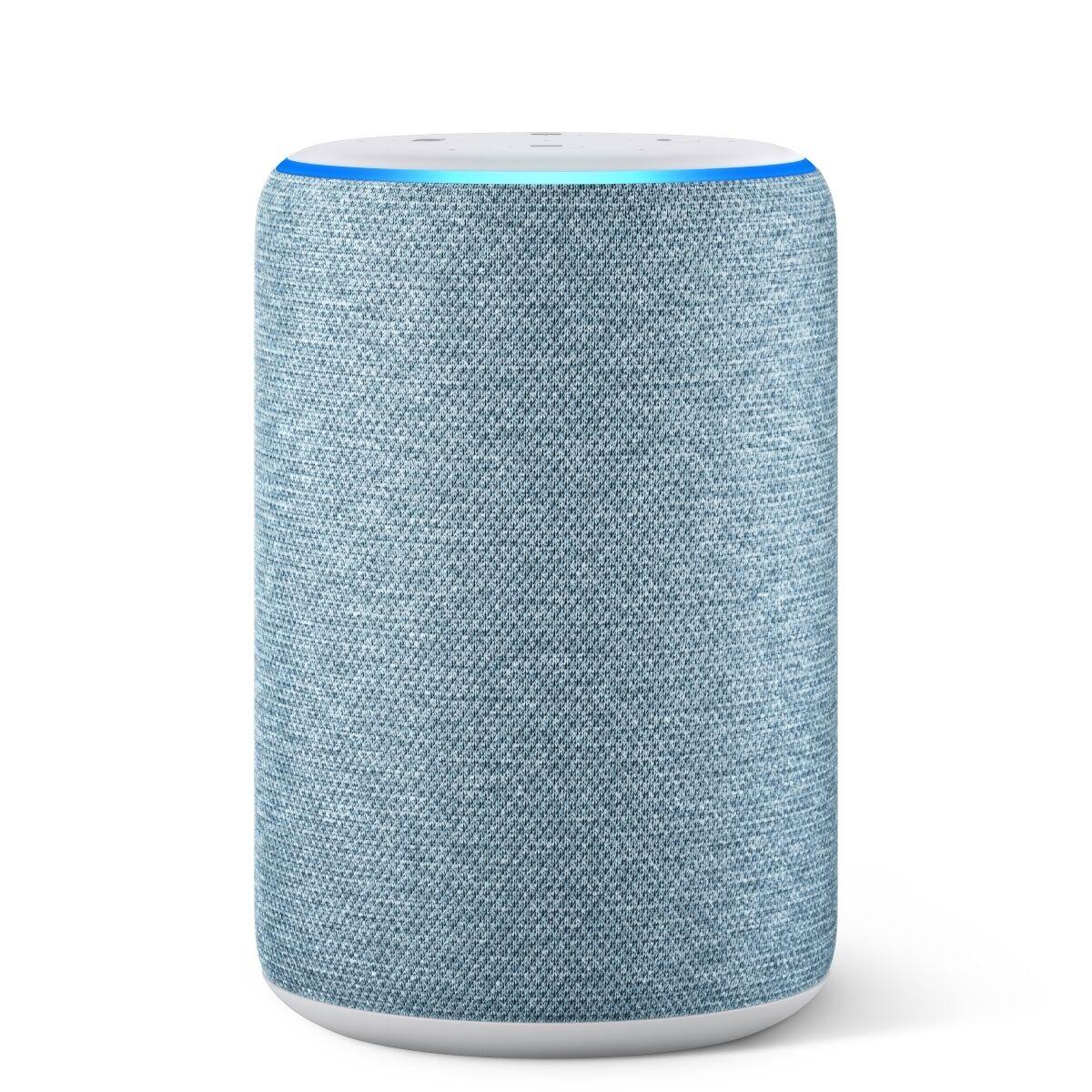 Full Size of Sofa Mit Musikboxen Lautsprecher Und Led Big Licht Couch Amazon Echo 3 Generation Smarter Alexa 2er Grau Jugendzimmer Relaxfunktion Sitzer Günstiges Beziehen Wohnzimmer Sofa Mit Musikboxen