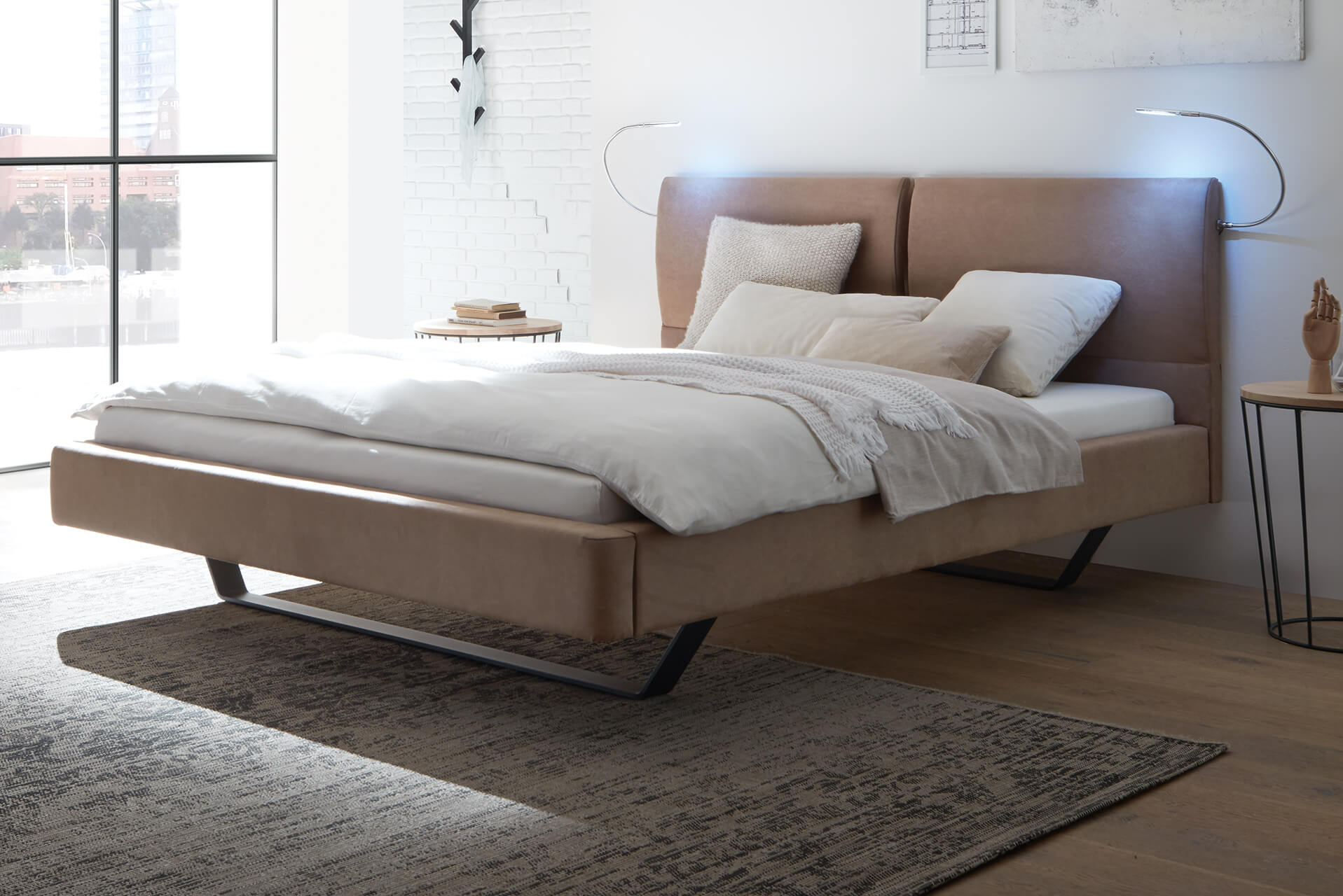 Full Size of Wasserbett Polsterbett Dreamline Sole 18 3s Kopfteil Siena Betten 200x220 Bett Wohnzimmer Polsterbett 200x220