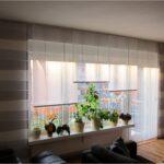 Scheibengardinen Balkontür Ideal Balkontr Vorhang Auen In 2020 Gardinen Wohnzimmer Küche Wohnzimmer Scheibengardinen Balkontür