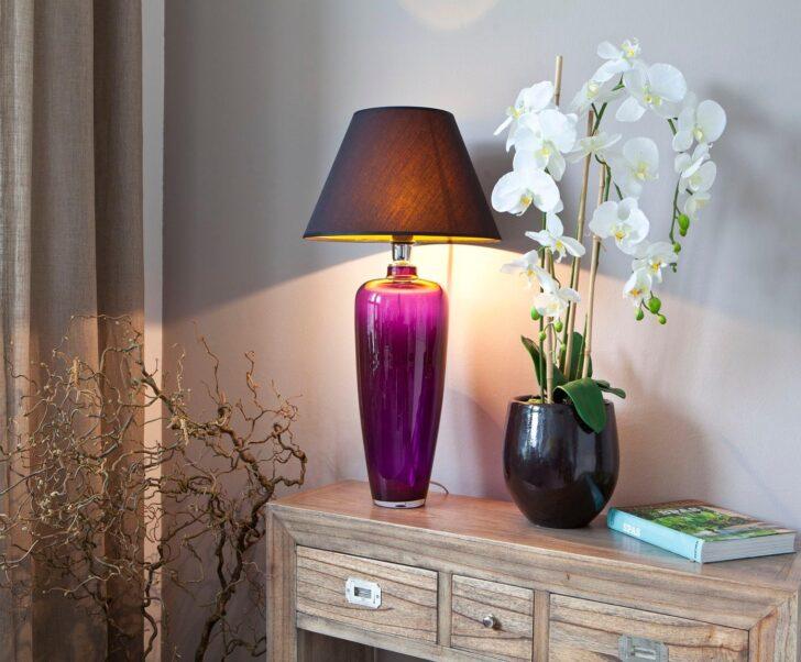 Medium Size of Wohnzimmer Tischlampe Modern Lampe Ikea Led Ebay Designer Tischlampen Holz Glaslampe In Strahlendem Violett Als Eyecatcher Woh Großes Bild Hängeschrank Wohnzimmer Wohnzimmer Tischlampe