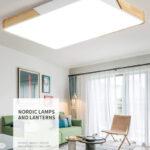 Deckenleuchten Wohnzimmer Led Wohnzimmer 80w Led Deckenleuchte Rechteckig Deckenlampe Dimmbar Mit Einbauleuchten Bad Wohnzimmer Tisch Deckenleuchten Anbauwand Lampen Stehleuchte Deckenlampen Modern
