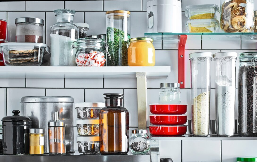 Large Size of Ikea Aufbewahrung Küche Clevere Kchenlsungen Fr Dein Zuhause Deutschland Singleküche Mit E Geräten Ohne Geräte Pendelleuchten Massivholzküche Planen Wohnzimmer Ikea Aufbewahrung Küche