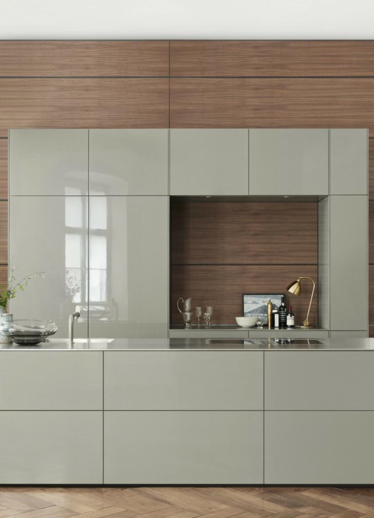 Medium Size of Hochglanzkchen 5 Ideen Und Inspirierende Bilder Mit Glnzenden Küche Nolte Betten Schlafzimmer Küchen Regal Wohnzimmer Nolte Küchen Glasfront