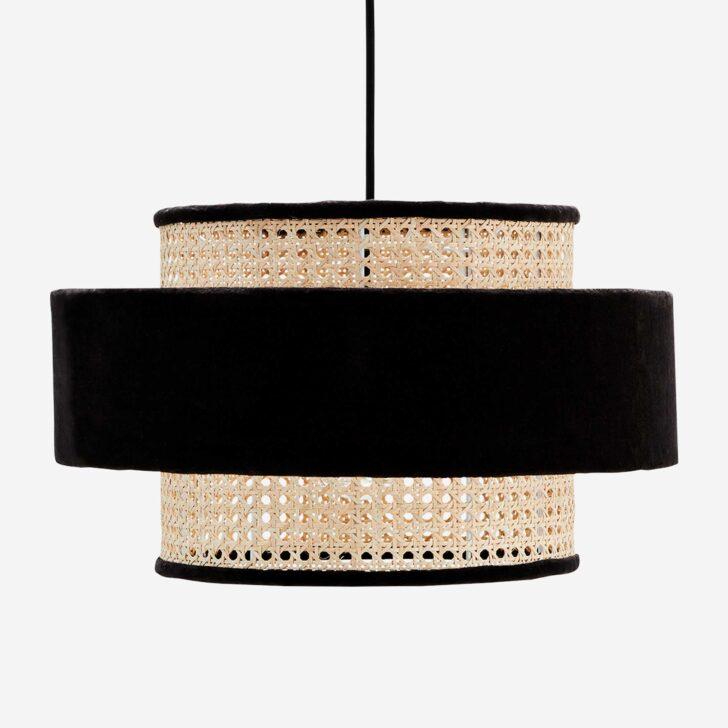 Medium Size of Deckenlampe Skandinavisch Bambus Lampe Samt Schwarz Hngelampe Im Soulbirdee Onlineshop Deckenlampen Für Wohnzimmer Bad Esstisch Schlafzimmer Bett Küche Wohnzimmer Deckenlampe Skandinavisch