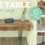 Bartisch Selber Bauen Ikea Hairpin Legs Bank Tisch Coffee Table Side Modulküche Dusche Einbauen Regale Küche Fenster Bodengleiche Rolladen Nachträglich Wohnzimmer Bartisch Selber Bauen Ikea