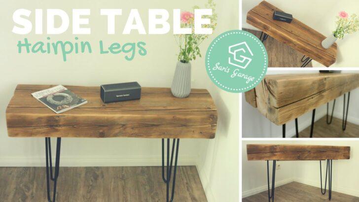 Medium Size of Bartisch Selber Bauen Ikea Hairpin Legs Bank Tisch Coffee Table Side Modulküche Dusche Einbauen Regale Küche Fenster Bodengleiche Rolladen Nachträglich Wohnzimmer Bartisch Selber Bauen Ikea