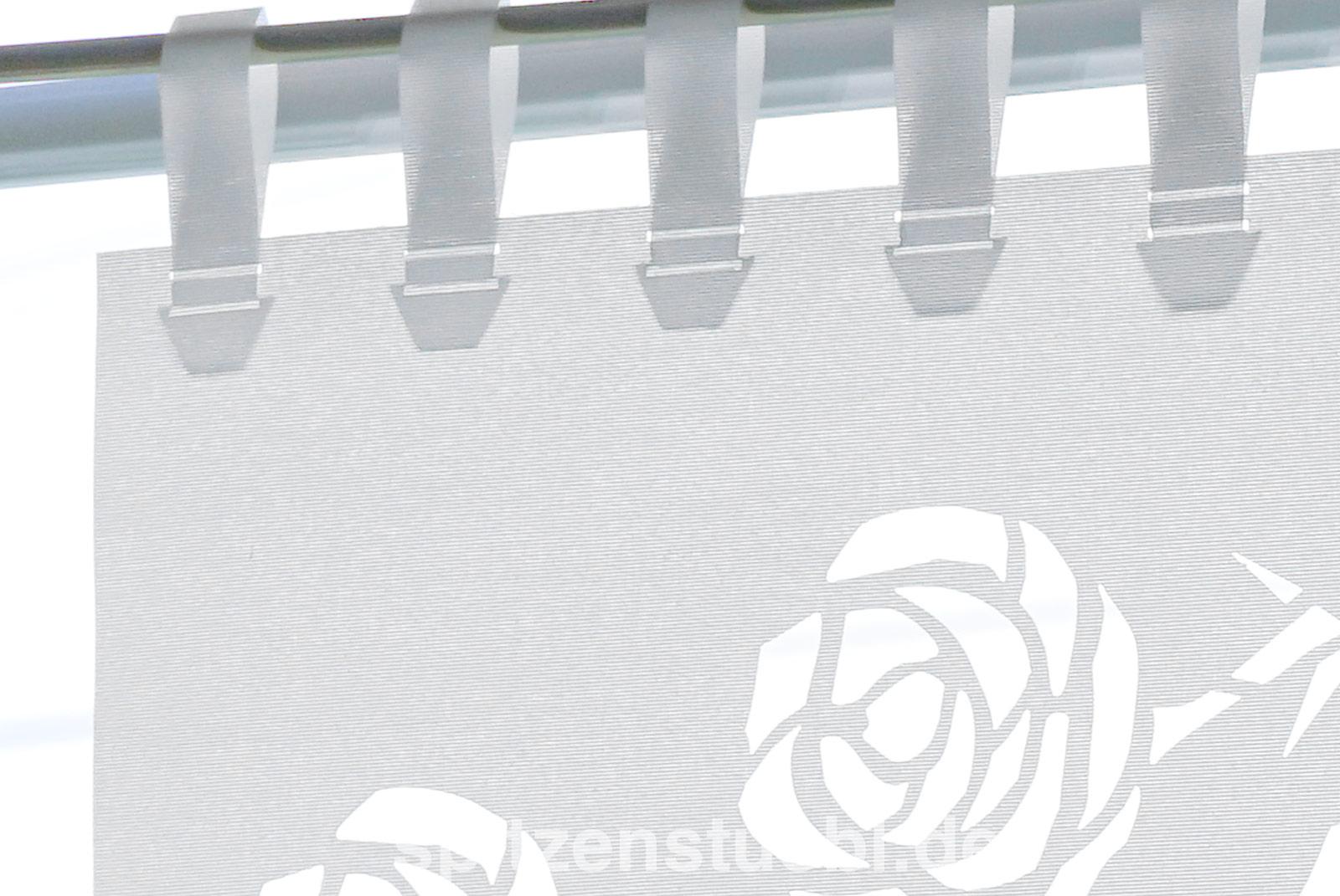Full Size of Scheibengardine Modern Mit Lasercut Rosenmotiv Moderne Esstische Modernes Bett Scheibengardinen Küche Landhausküche Bilder Fürs Wohnzimmer 180x200 Duschen Wohnzimmer Moderne Scheibengardinen