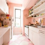 Rosa Küche Wohnzimmer Rosa Küche Ausgezeichnete Retro Kche Kchen Fliesenspiegel Selber Machen Laminat Für Billig Grau Hochglanz Blende Mit Geräten Arbeitsplatten Modern Weiss