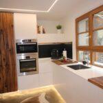 Küchen Rustikal Kche Kchen Einfach Angenehm Wohnen Salamander Sideboard Küche Regal Esstisch Holz Rustikaler Rustikales Bett Wohnzimmer Küchen Rustikal