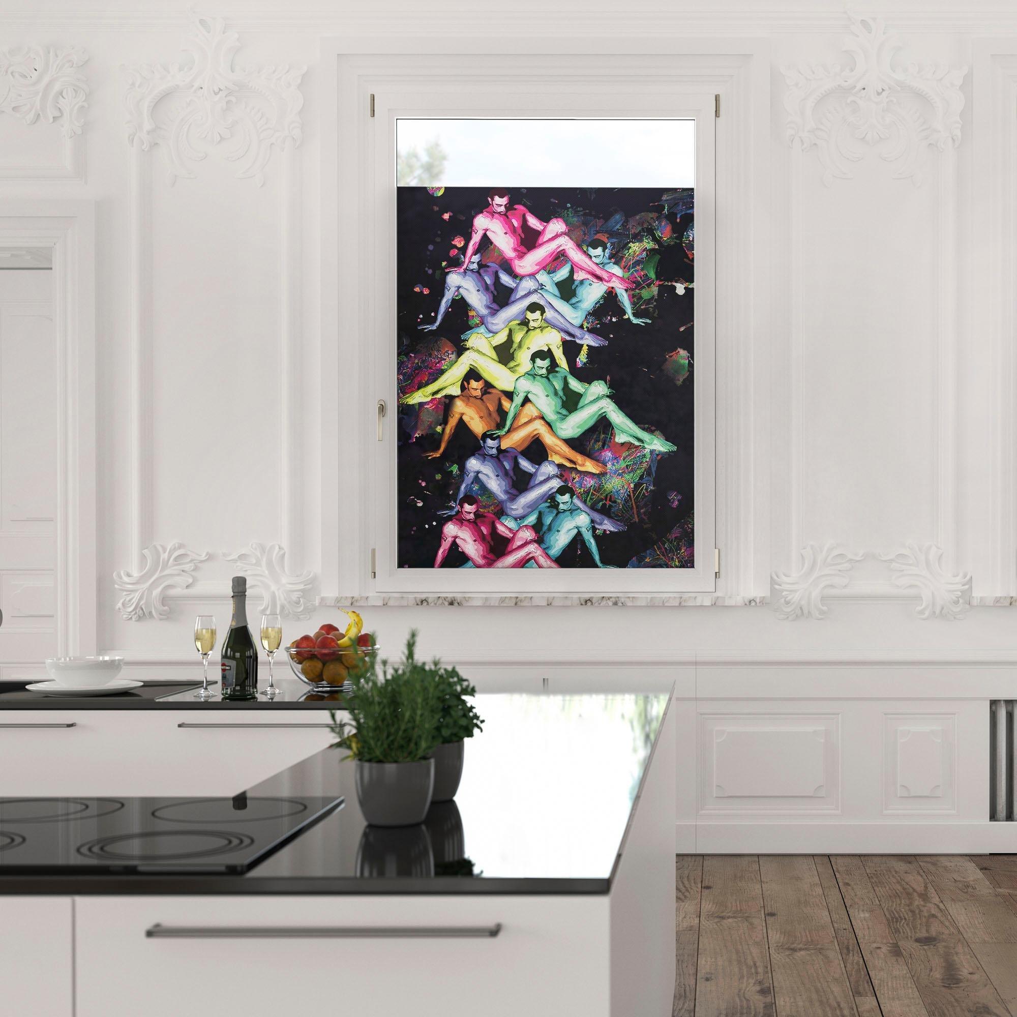 Full Size of Fensterfolie Blickdicht Wohnzimmer Fensterfolie Blickdicht