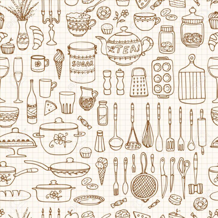 Medium Size of Retro Tapete Küche Weisse Landhausküche Holzküche Vorhänge Arbeitsplatten Rosa Sonoma Eiche Rückwand Glas Mit Elektrogeräten Günstig Was Kostet Eine Wohnzimmer Retro Tapete Küche