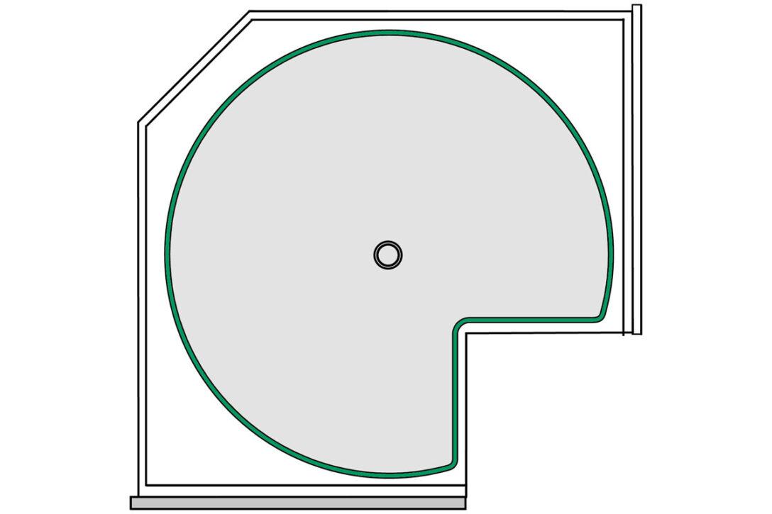 Large Size of Küchen Eckschrank Rondell Intelligente Eckschrnke Fr Kche Kessebhmer Schlafzimmer Bad Küche Regal Wohnzimmer Küchen Eckschrank Rondell