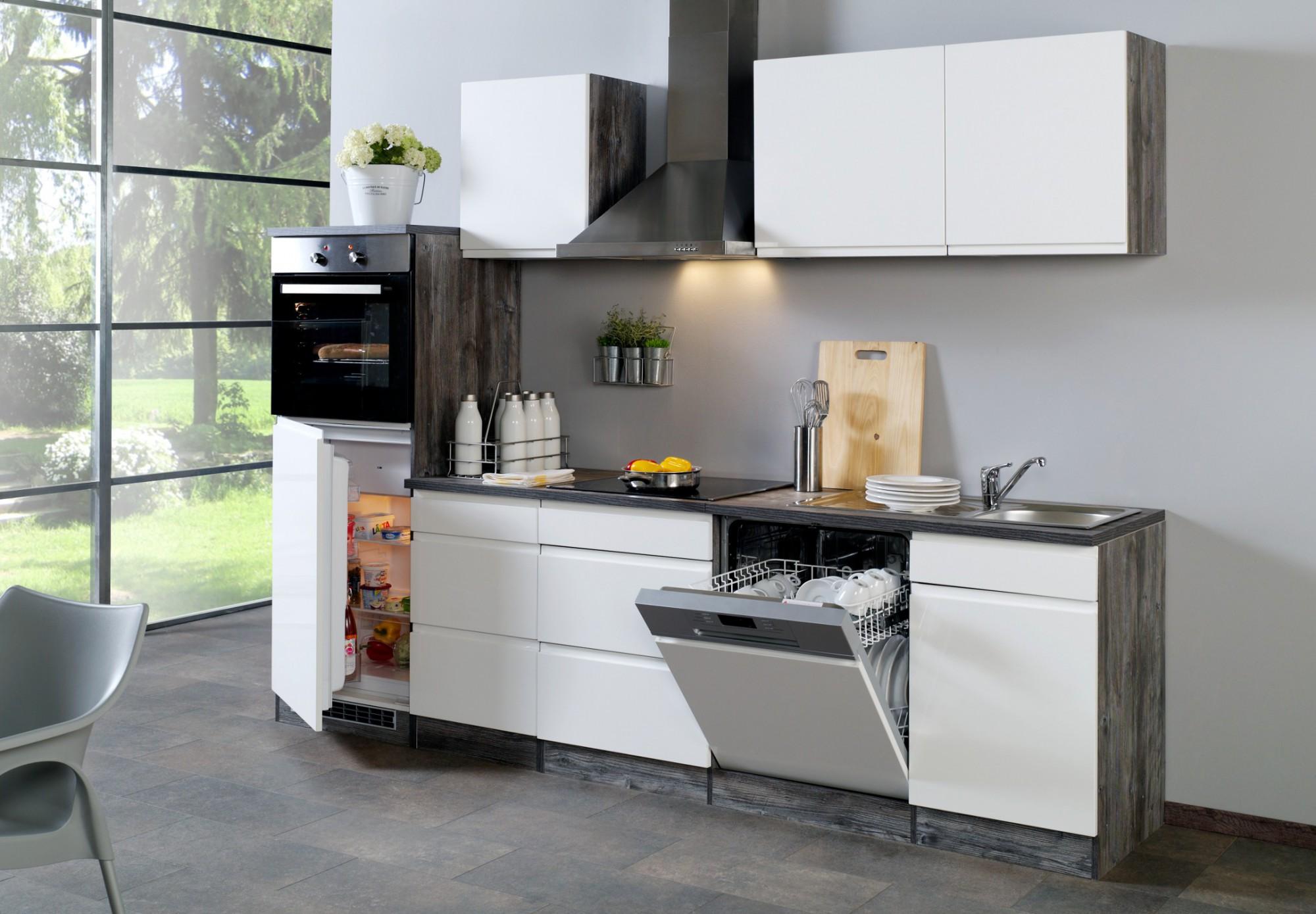 Full Size of Real Küchen Kche Mit Elektrogerten Und Splmaschine Zu Verschenken Poco L Regal Wohnzimmer Real Küchen