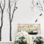 Deko Schlafzimmer Wand Deckenleuchte Romantische Wandtattoo Küche Tapeten Set Günstig Schranksysteme Gardinen Für Weiss Badezimmer Wandleuchten Anbauwand Wohnzimmer Deko Schlafzimmer Wand