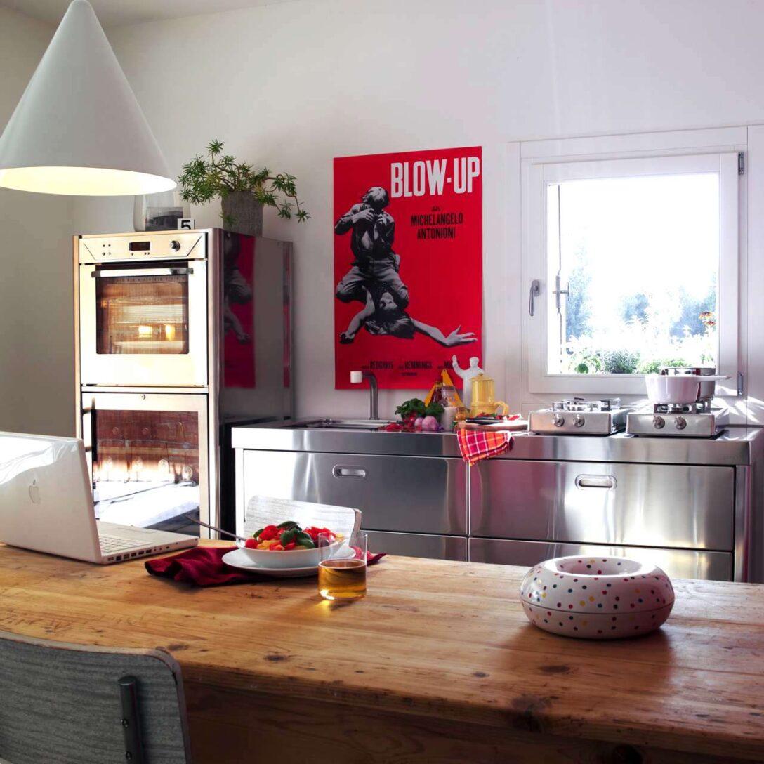 Large Size of Modulküche Edelstahl Freiheit Der Kche Kchen Journal Edelstahlküche Ikea Outdoor Küche Holz Gebraucht Garten Wohnzimmer Modulküche Edelstahl